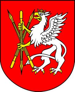 herb powiatu tomaszowskiego